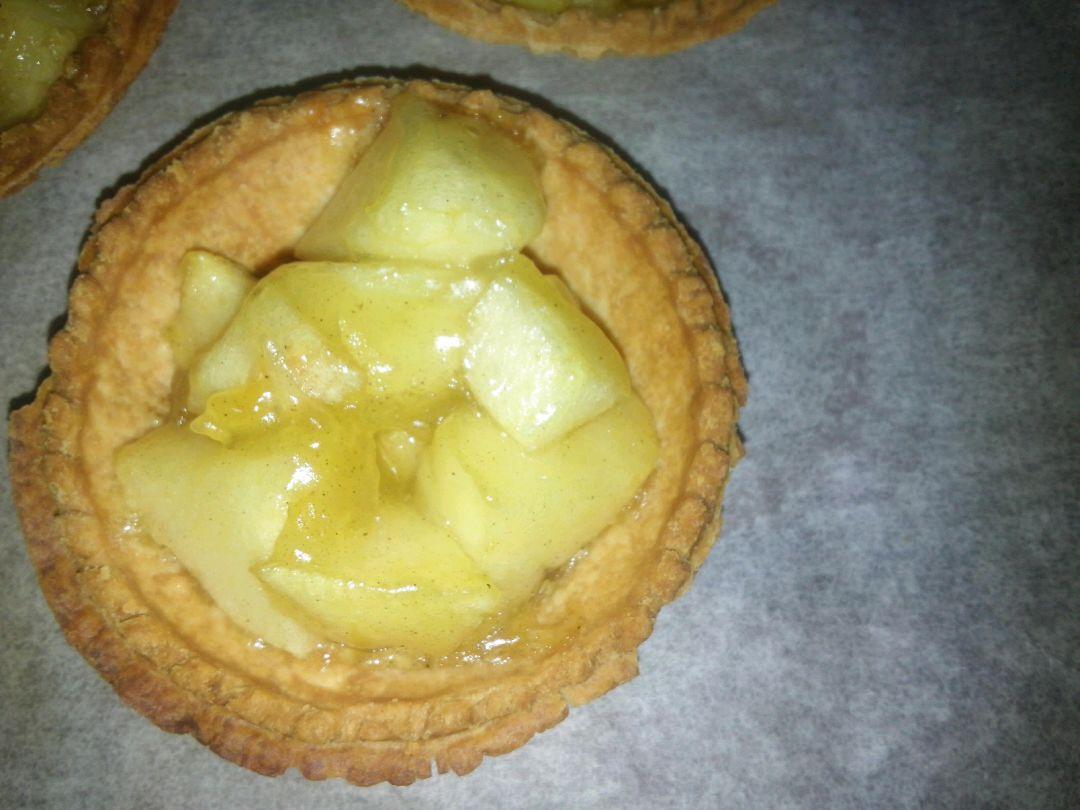 简易苹果塔的做法_【图解】简易苹果塔怎么做好吃