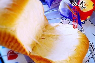 吐司面包(Polish种)#东菱魔法云面包机#