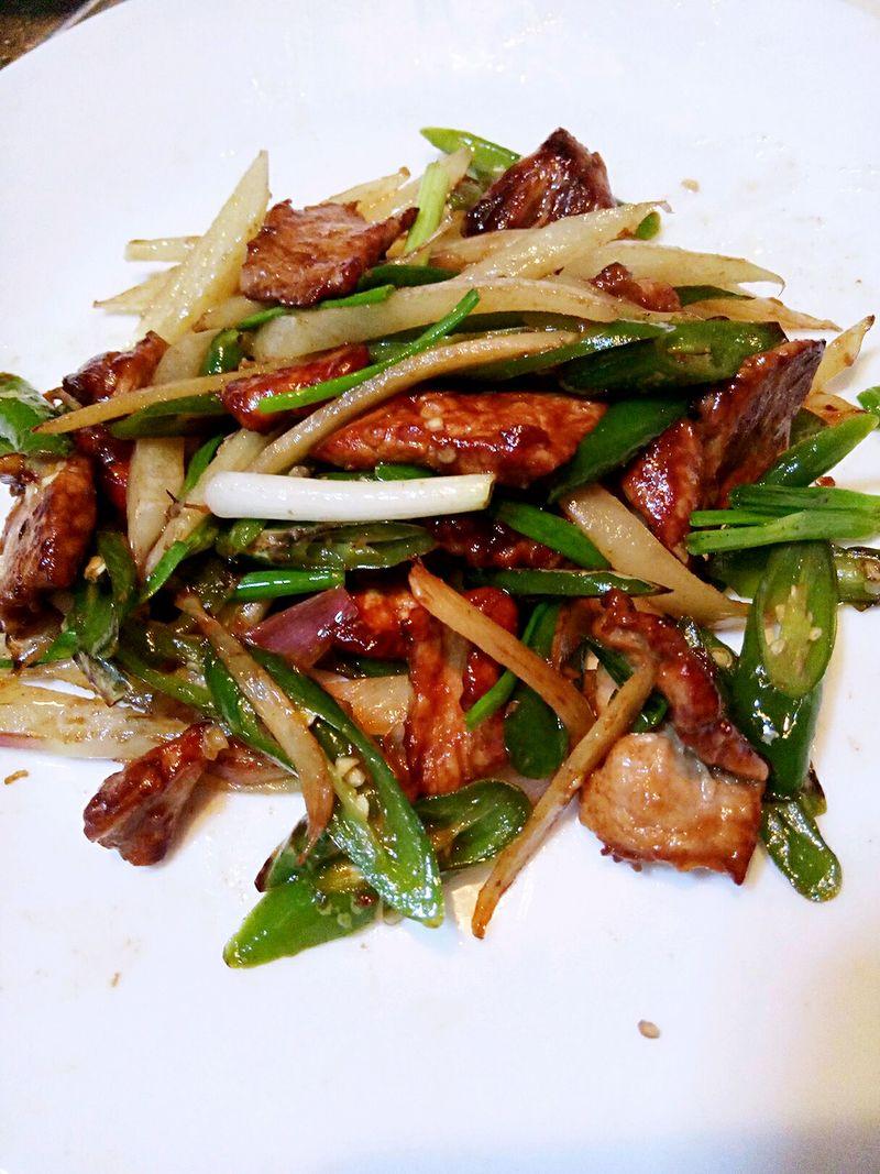 重庆江湖菜,让随性炒菜到极致!发挥买鸡胸肉需要多少钱图片