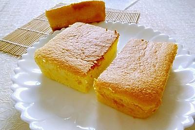 超软海绵蛋糕(零失败配方)