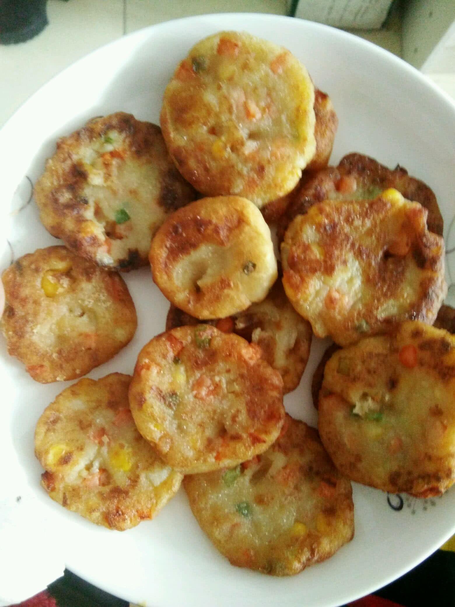 美味土豆饼的做法步骤