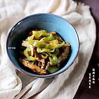 酸辣青椒丝#每道菜都是一台食光机#