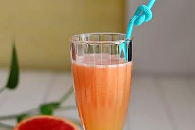 阳光西柚苹果汁