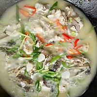 青椒草鱼汤