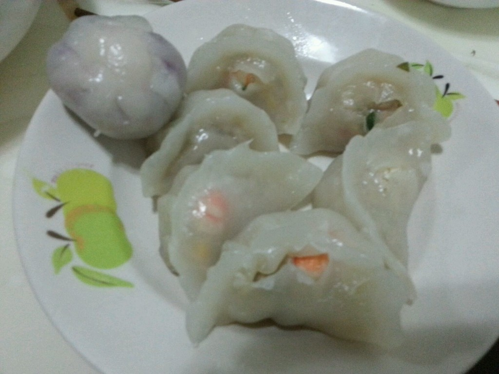 极度透明的qq水晶虾饺的做法图解5