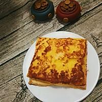 复刻网红brunch——培根芝士西多士#百吉福食尚达人#