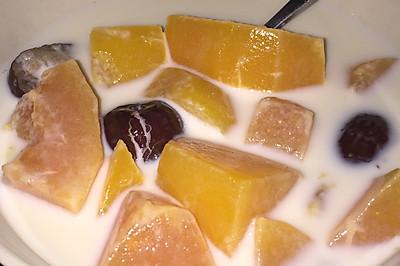 木瓜酸奶糖水