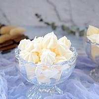 #柏翠辅食节-烘焙零食#蛋白糖