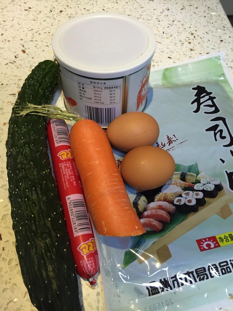寿司的做法_【图解】寿司怎么做好吃