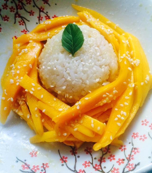 普吉岛芒果糯米饭