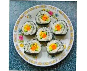 炒菜煲汤临锅时加入提鲜不口干 寿司的做法步骤        本菜谱的做法