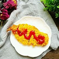 空气炸锅版 奥尔良鸡排、鸡米花
