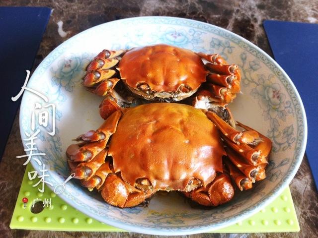 清蒸大闸蟹的做法_【图解】清蒸大闸蟹怎么做如何做