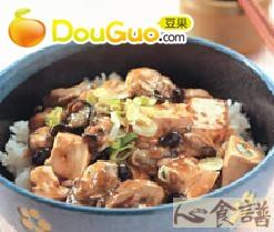 蚵仔豆腐丼的做法