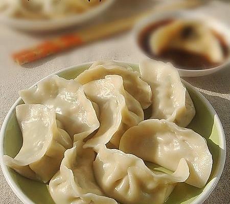 水芹三鲜饺子的做法_【图解】水芹三鲜饺子怎么做