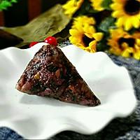 杂粮红枣粽