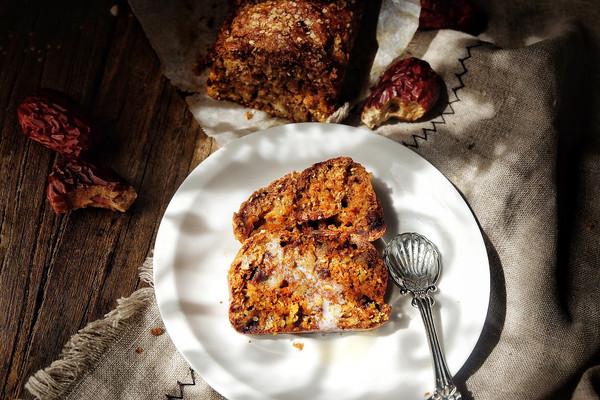 低脂快手免烤的 红枣蛋糕的做法