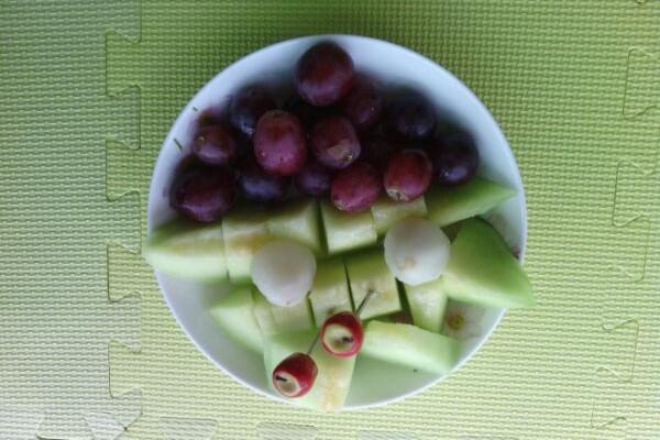 水果拼盘的做法_【图解】水果拼盘怎么做好吃