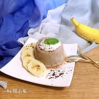 香蕉牛奶布丁