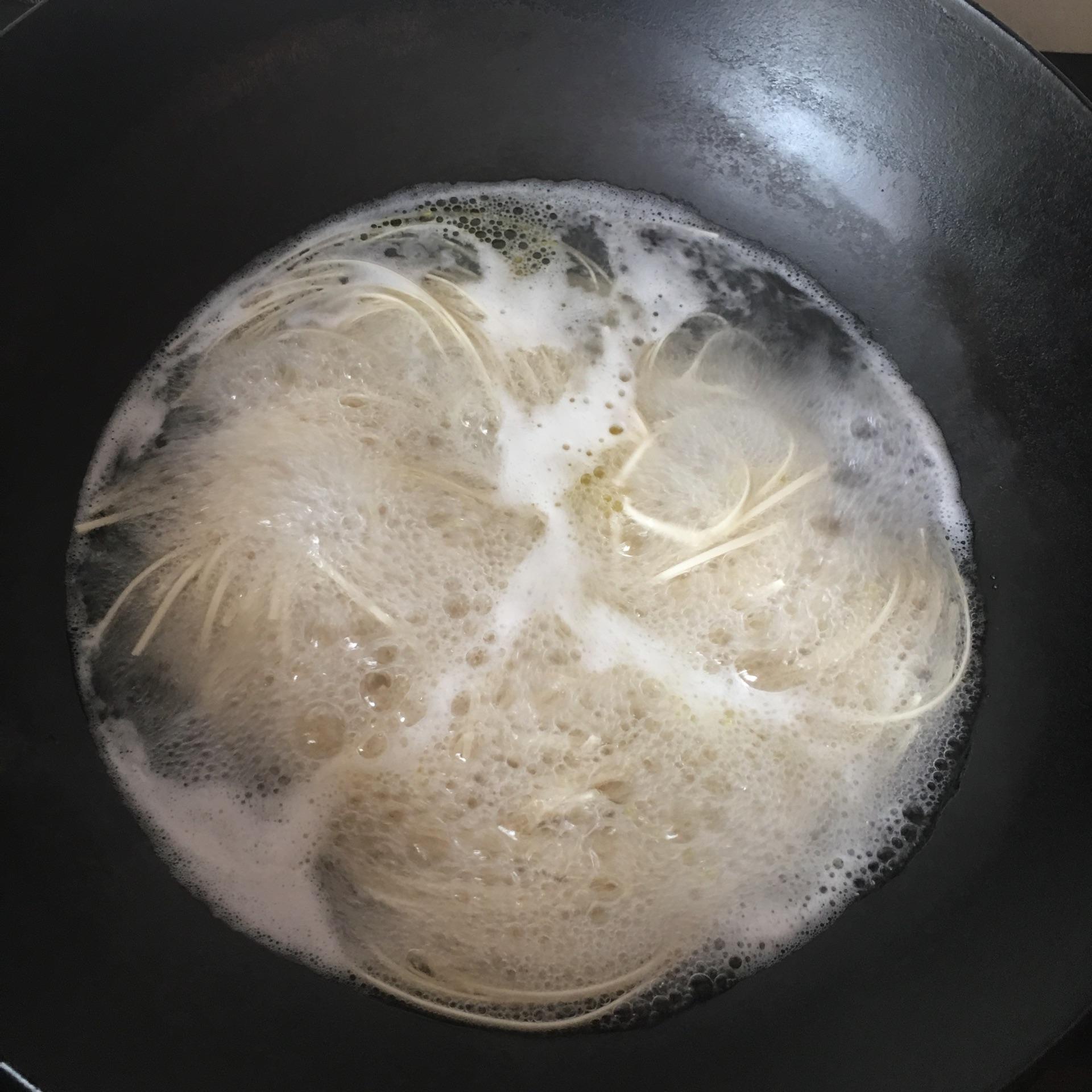 懒人煮面的做法步骤
