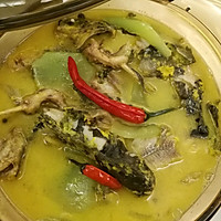黄鳝鱼莴笋汤
