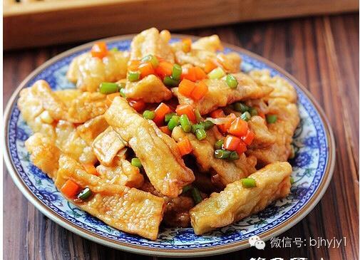 糖醋茄子的做法_【图解】糖醋茄子怎么做好吃_鱼头孙
