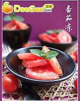 番茄冻-平民百姓的去斑佳品的做法