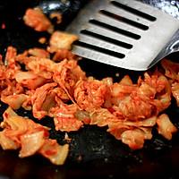 辣白菜炒五花肉的做法图解6