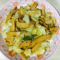 清炒包菜(绿甘蓝)