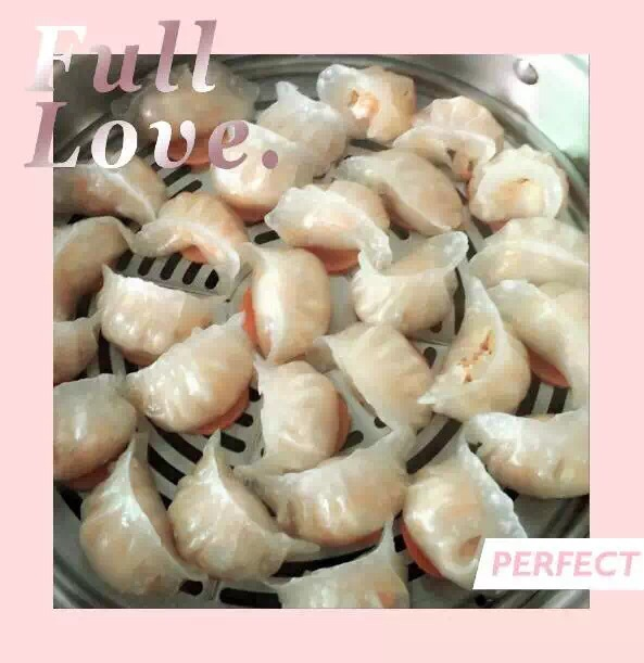 手工虾饺的做法图解8
