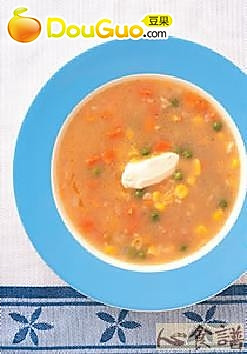 斯洛伐克蔬菜汤的做法