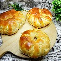 绿豆馅面包