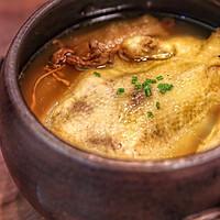 『無食不歡』独家食谱出品———姬松茸虫草花竹荪炖鸡