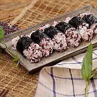 紫米两吃:活血又养颜