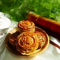 雪豆月饼#中式点心开启你的回忆#