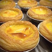 蛋挞-甜品店配方精制蛋挞(这位同学)