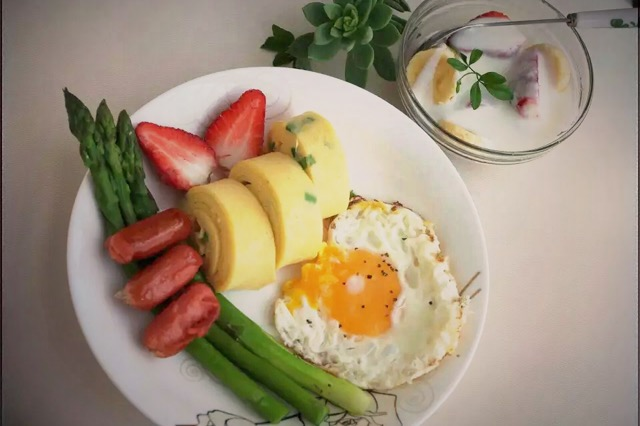 早餐的做法步骤