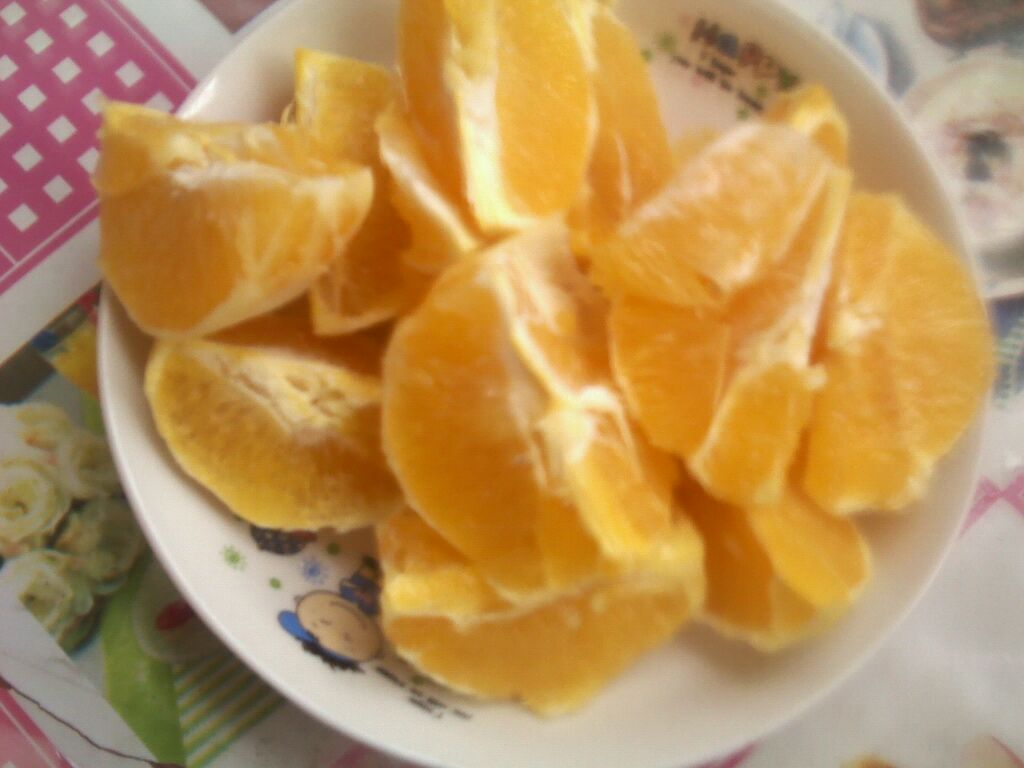 纯手工榨橙汁的做法步骤