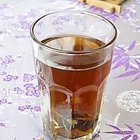 乌梅姜糖茶 :冷饮过量后的应急措施