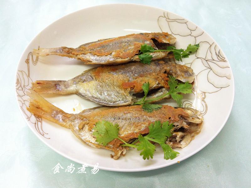 干煎海鱼(油鲫)的做法_【图解】干煎海鱼(油鲫)怎么做