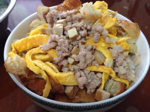 温州早餐糯米饭的做法图解6