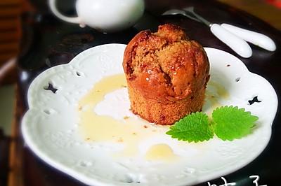 暖心红糖红茶蛋糕