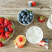莓粒俏佳人--莓莓奶昔的做法_【图解】莓粒俏美食迪拜介绍ppt图片
