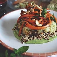 【安卡西厨】加利福尼亚蔬菜碗