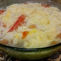 不论宵夜还是早餐,都少不了的懒人西红柿鸡蛋汤