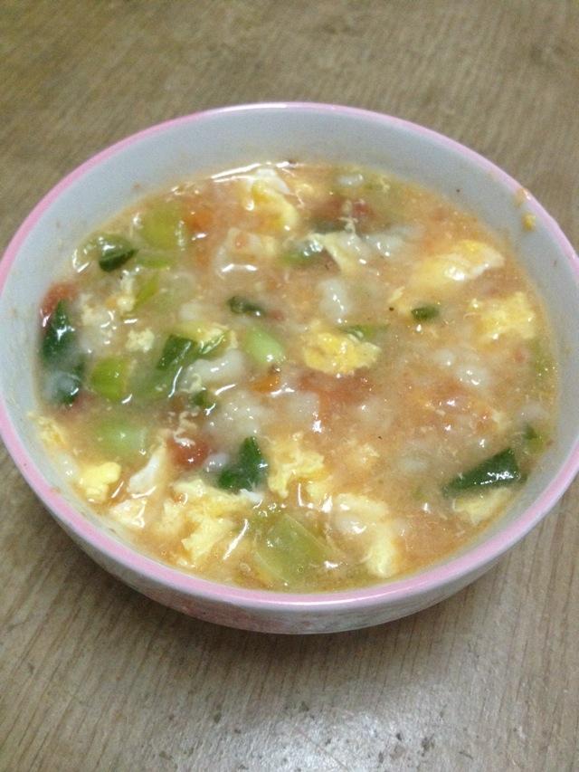 疙瘩汤的做法_【图解】疙瘩汤怎么做好吃_why1204__豆