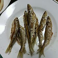 鲜美炸小鱼
