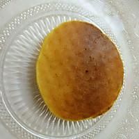 粗粮更美味~奶香玉米饼