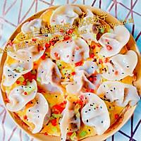 生煎三鲜蛋抱饺