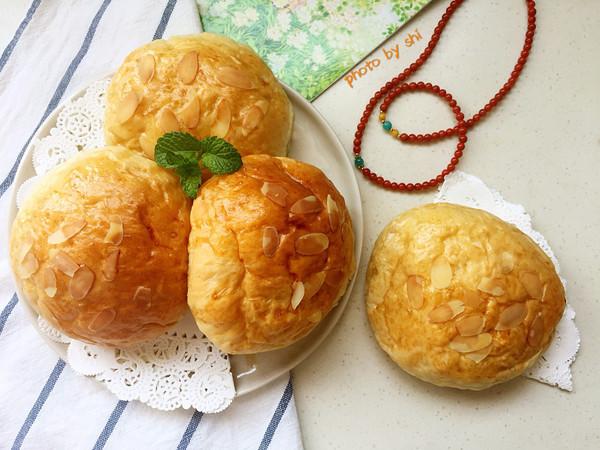 红豆中种小面包